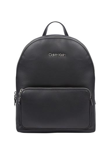 Calvin Klein Calvin Klein Kadın Siyah Sırt Çantası Siyah